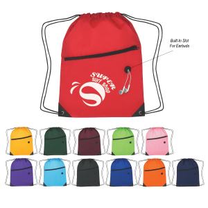 Hit Sports Pack With Front Zipper