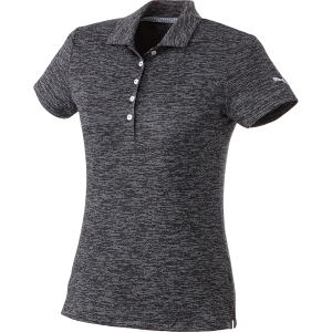 Women's PUMA Heather Polo