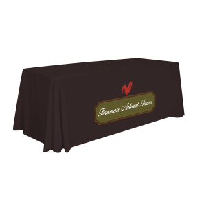 6' Standard Table Throw (Full-Color Thermal Imprint)