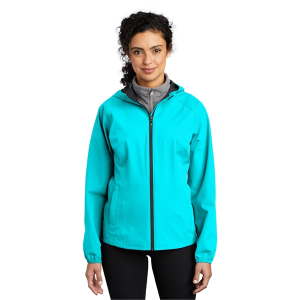 Port Authority® Ladies Essential Rain Jacket