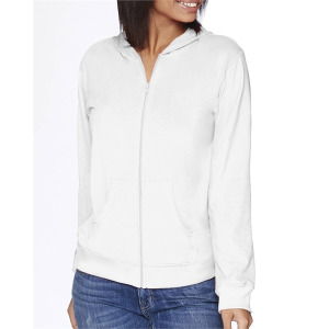 Next Level™ Adult Sueded Full-Zip Hoody